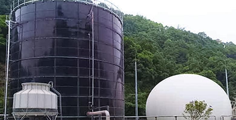 贵州铜仁垃圾填埋场沼气工程