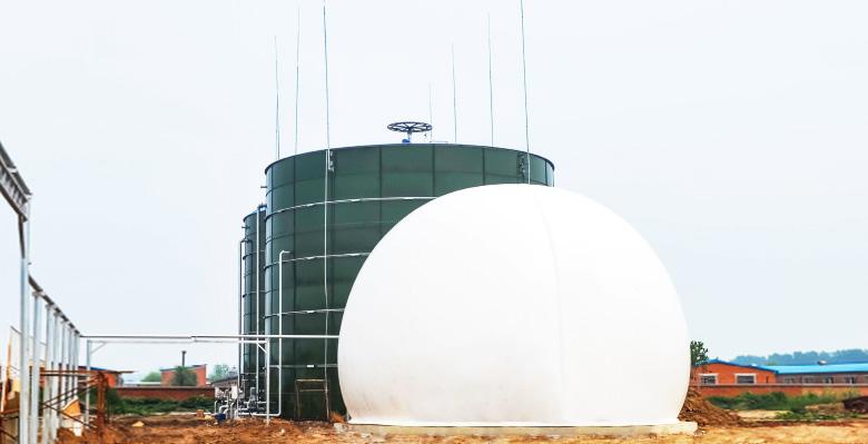 咸阳温氏畜牧有限公司养殖污水处理工程