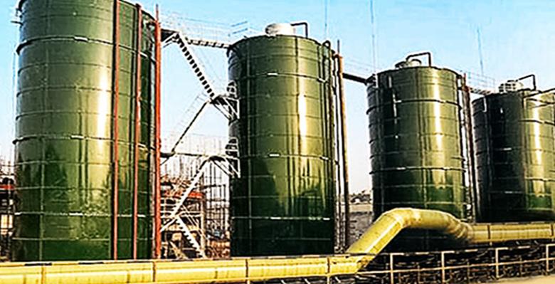 湖北东阳光制药厂污水处理工程