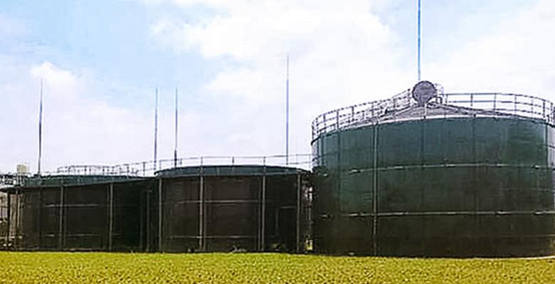 四川新迪医药污水处理工程