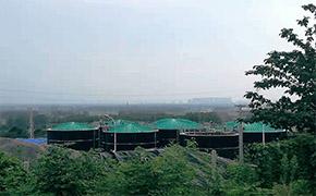 安徽淮南市垃圾渗滤液处理工程
