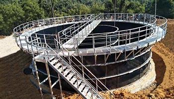 乡镇污水处理工程