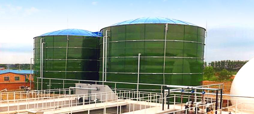 天津宝迪农业科技养殖污水处理工程