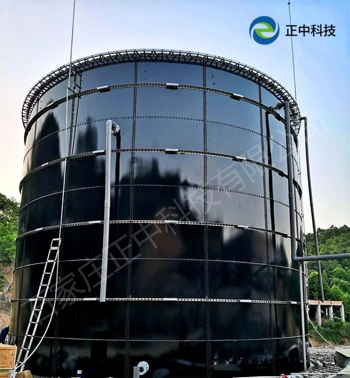 养殖废水处理储罐